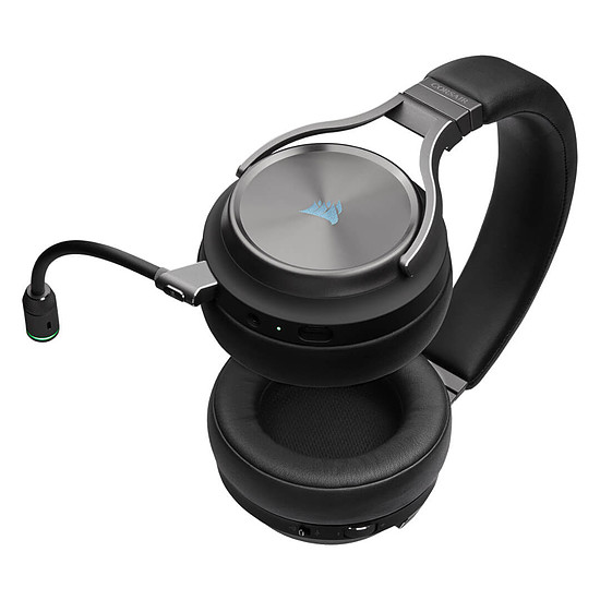 Casque micro Corsair Virtuoso RGB Wireless SE - Autre vue