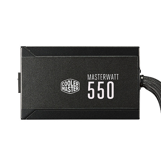 Alimentation PC Cooler Master MasterWatt 550 - Autre vue