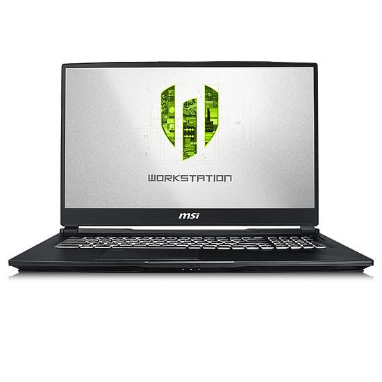 PC portable MSI WE75 9TJ-008FR