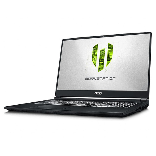 PC portable MSI WE75 9TJ-022FR - Autre vue