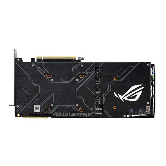 Carte graphique Asus GeForce RTX 2080 SUPER ROG STRIX - Autre vue