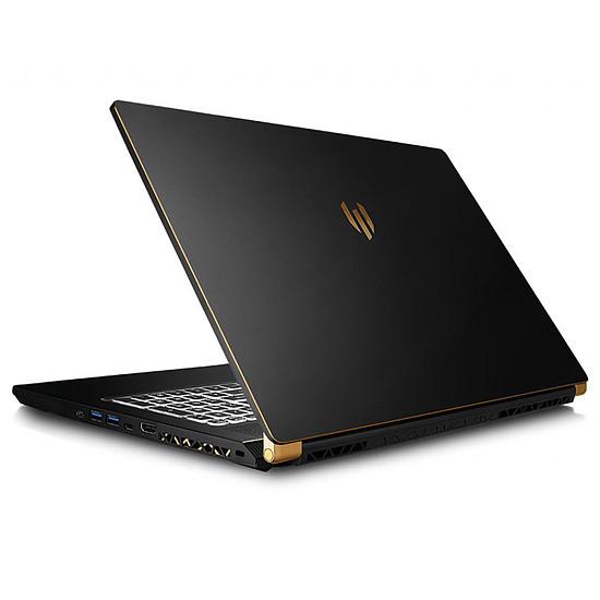 PC portable MSI WS75 9TK-1250FR - Autre vue