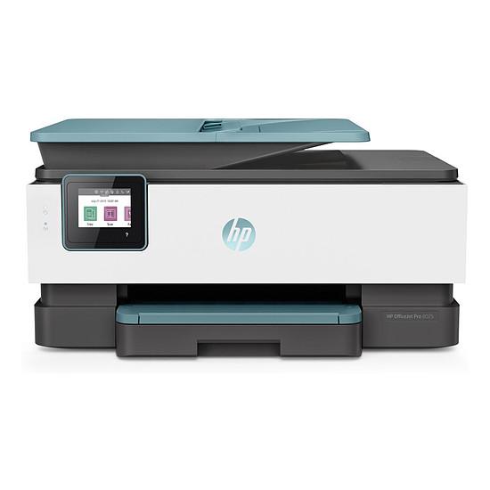 Imprimante multifonction HP OfficeJet Pro 8025 blue