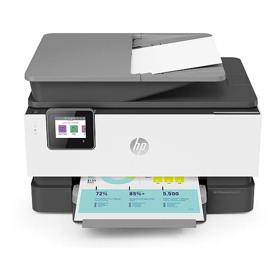 Imprimante multifonction HP OfficeJet Pro 9012 - Autre vue