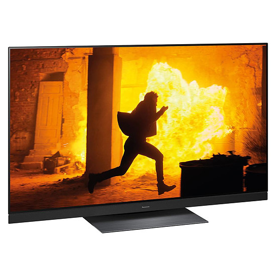 TV Panasonic TX-55GZ1500E - TV OLED 4K UHD HDR - 139 cm - Autre vue