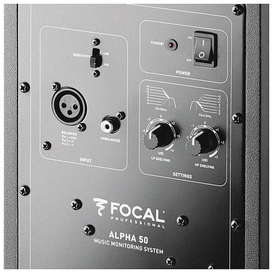 Enceintes HiFi / Home-Cinéma Focal Alpha 50 (à l'unité) - Autre vue