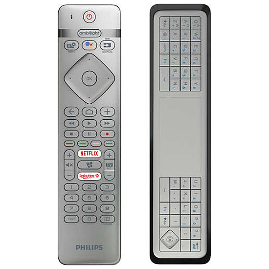 TV Philips 55PUS7394 - TV 4K UHD HDR - 139 cm - Autre vue