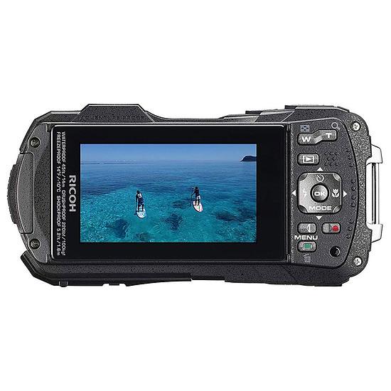 Appareil photo compact ou bridge Ricoh WG-60 Rouge - Autre vue