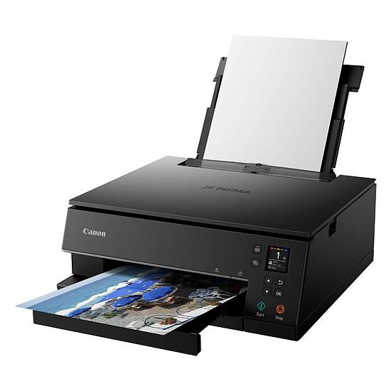 Imprimante multifonction Canon PIXMA TS6350 Noir - Autre vue