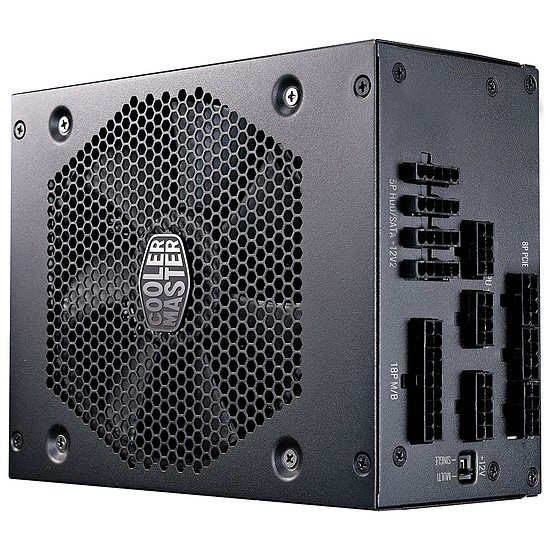 Alimentation PC Cooler Master V850 Platinium - Autre vue