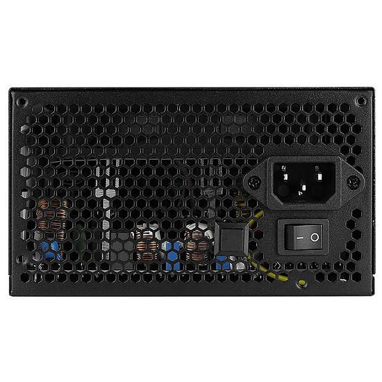 Alimentation PC Aerocool LUX RGB 550M - Autre vue
