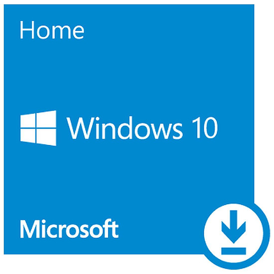 Windows Microsoft Windows 10 Home 32/64 bits - Version clé USB
