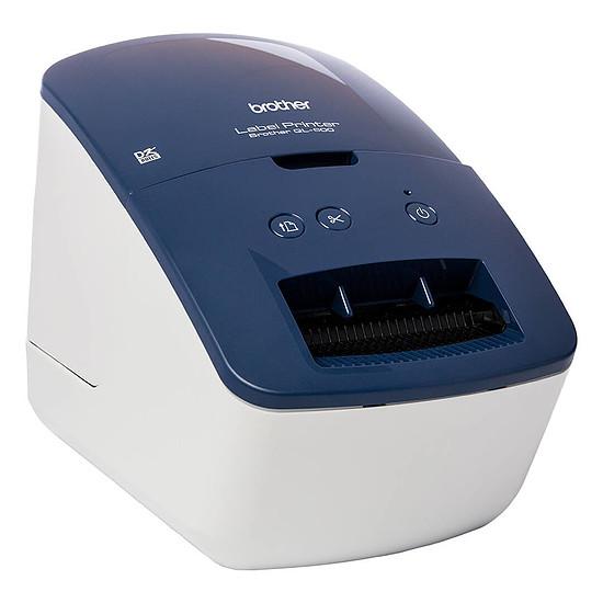 Imprimante thermique / Titreuse Brother QL-600 - Autre vue