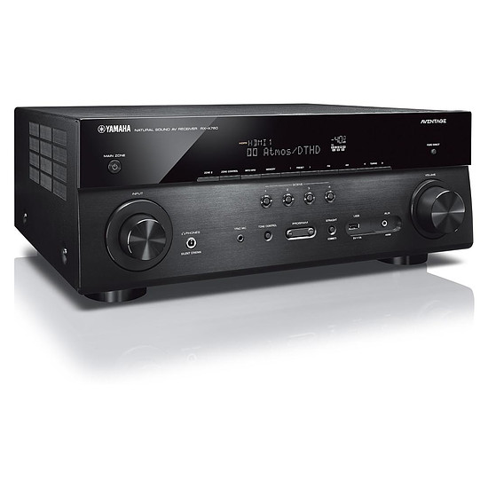Ampli Home-Cinéma Yamaha MusicCast RX-A780 Noir - Autre vue
