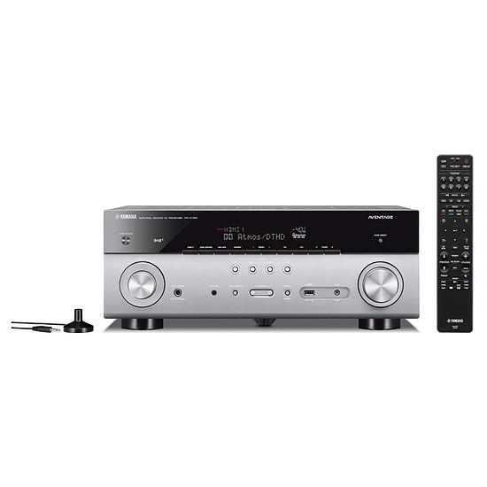 Ampli Home-Cinéma Yamaha MusicCast RX-A780 Titane