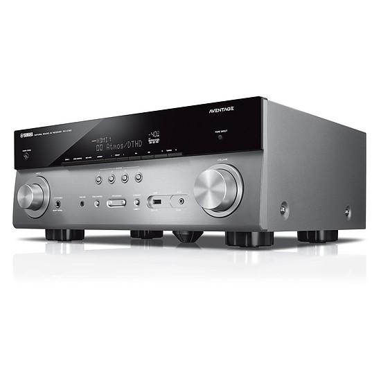 Ampli Home-Cinéma Yamaha MusicCast RX-A780 Titane - Autre vue