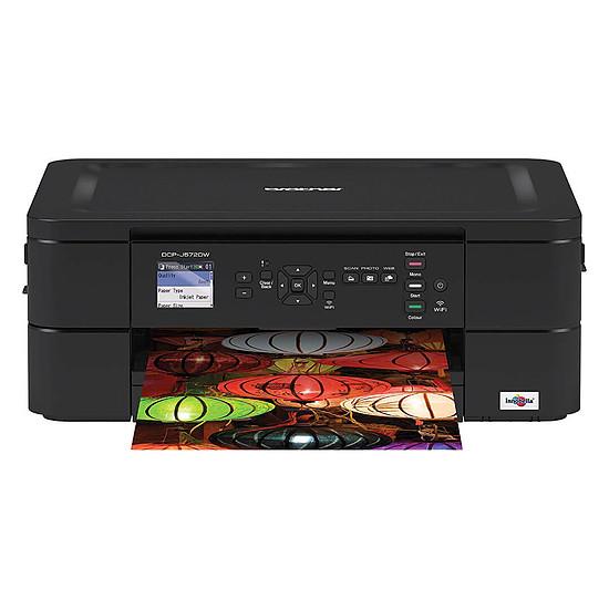 Imprimante multifonction Brother DCP-J572DW - Autre vue