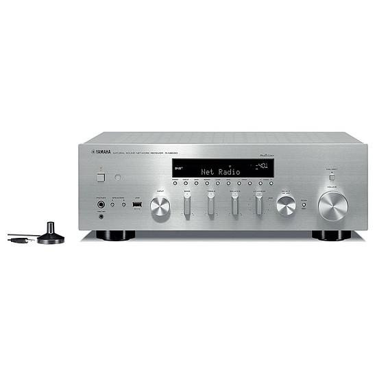 Ampli HiFi Stéréo Yamaha MusicCast R-N803D Argent