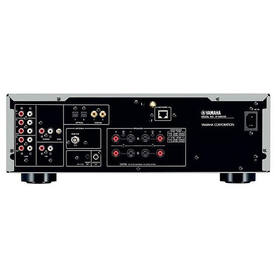 Ampli HiFi Stéréo Yamaha MusicCast R-N803D Argent - Autre vue