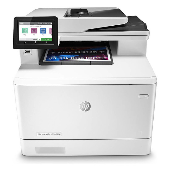 Imprimante multifonction HP Color LaserJet Pro MFP M479fdn