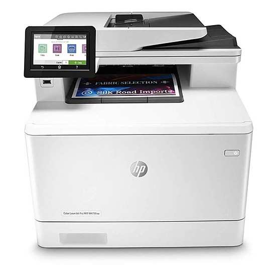 Imprimante multifonction HP Color LaserJet Pro MFP M479fnw