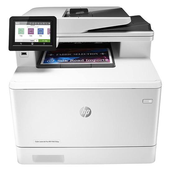 Imprimante multifonction HP Color LaserJet Pro MFP M479fdw