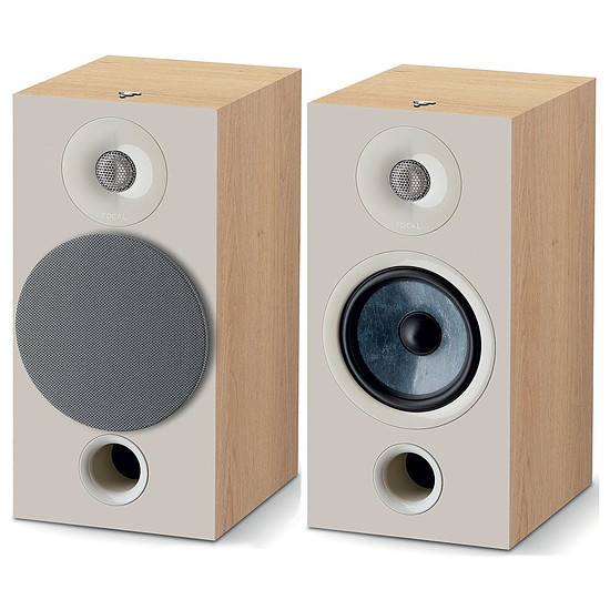 Enceintes HiFi / Home-Cinéma Focal Chora 806 (la paire) - Light Wood