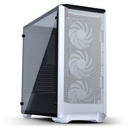 Boîtier PC Phanteks Eclipse P400A RGB - Blanc