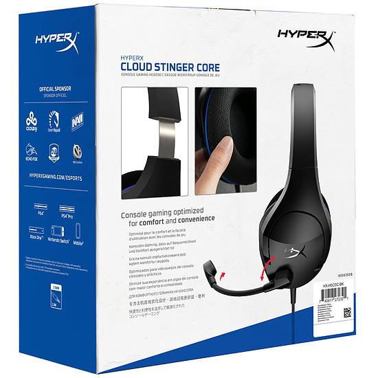 Casque micro HyperX Cloud Stinger Core pour PS4 - Autre vue