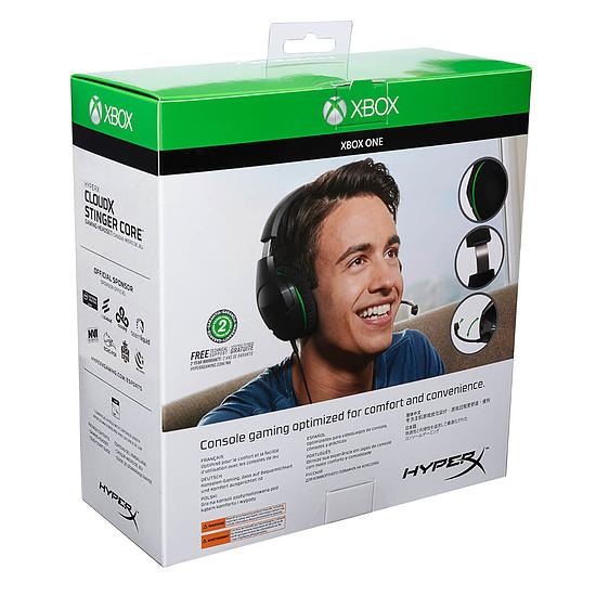 Casque micro HyperX CloudX Stinger Core pour Xbox - Autre vue