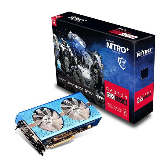 Carte graphique Sapphire Radeon RX 590 Nitro+