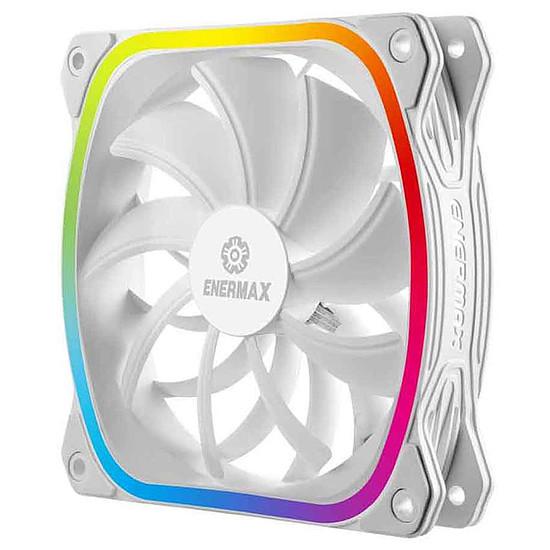 Ventilateur Boîtier Enermax SquA RGB - 120 mm Blanc - Autre vue