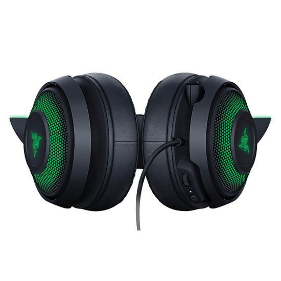 Casque micro Razer Kraken Kitty Edition - Noir - Autre vue