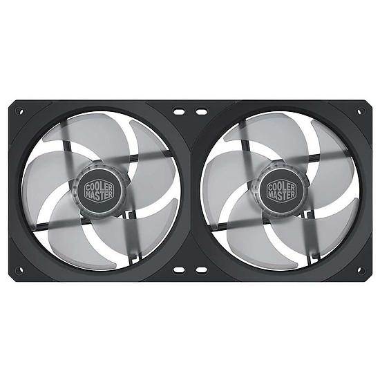 Ventilateur Boîtier Cooler Master MasterFan SF240R ARGB - Autre vue