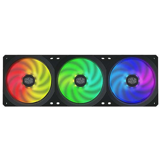 Ventilateur Boîtier Cooler Master MasterFan SF360R ARGB