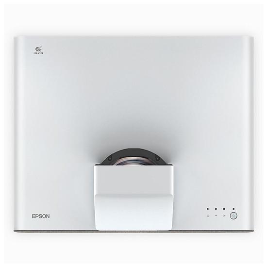 Vidéoprojecteur Epson EH-LS500W (Blanc) - Laser 4K UHD - 4000 Lumens - Autre vue