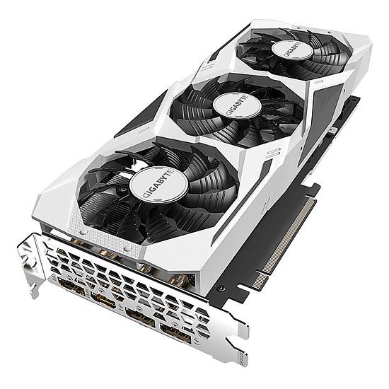 Carte graphique Gigabyte GeForce RTX 2070 SUPER GAMING OC 3X White - Autre vue