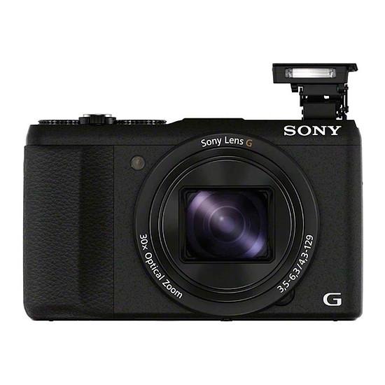 Appareil photo compact ou bridge Sony Cyber-shot DSC-HX60 Noir - Autre vue