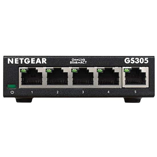 Switch et Commutateur Netgear GS305 v3