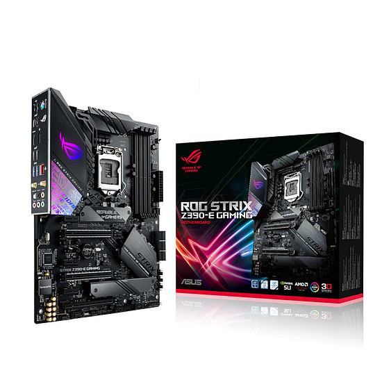 Carte mère ASUS ROG STRIX Z390-E GAMING