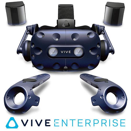 Réalité Virtuelle HTC Kit VIVE Pro + Pack Avantage Entreprise - Autre vue
