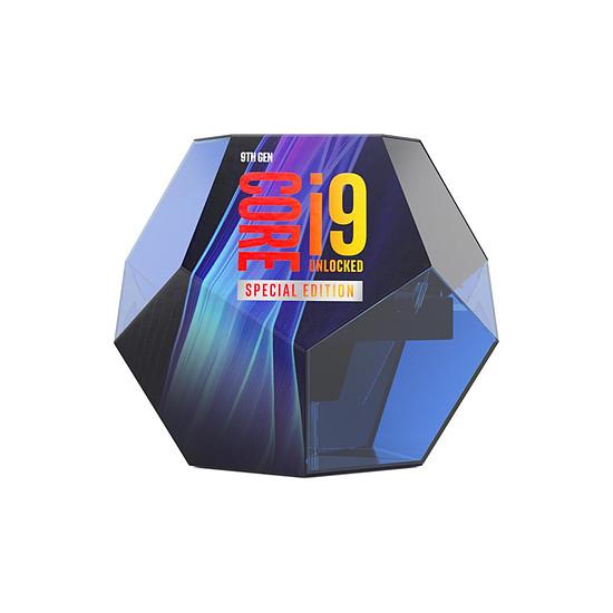 Processeur Intel Core i9 9900KS - Autre vue