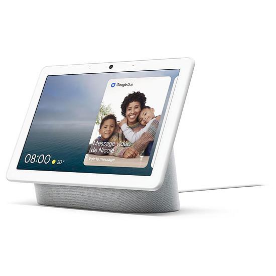 Enceinte sans fil Google Nest Hub Max Galet - Enceinte connectée - Autre vue