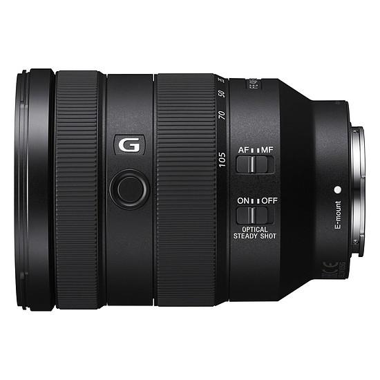 Objectif pour appareil photo Sony FE SEL24105G