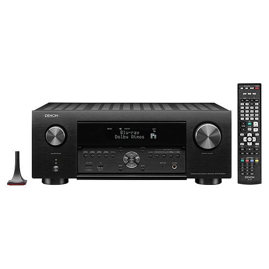 Ampli Home-Cinéma Denon AVR-X4500H Noir - Autre vue