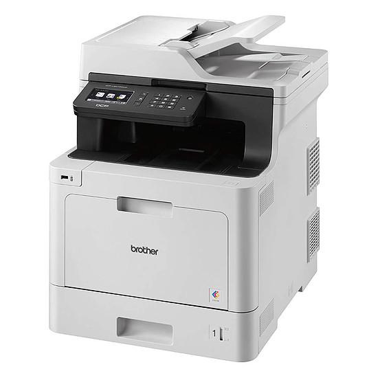 Imprimante multifonction Brother DCP-L8410CDW - WiFi - Autre vue