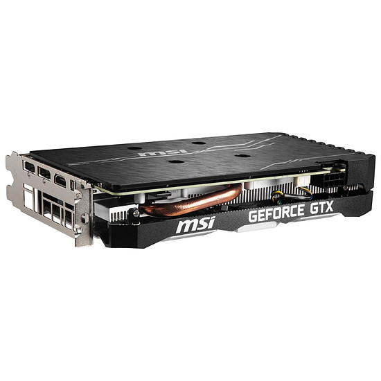 Carte graphique MSI GeForce GTX 1660 SUPER Ventus XS OC - Autre vue