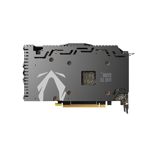Carte graphique Zotac GeForce GTX 1660 SUPER AMP - Autre vue