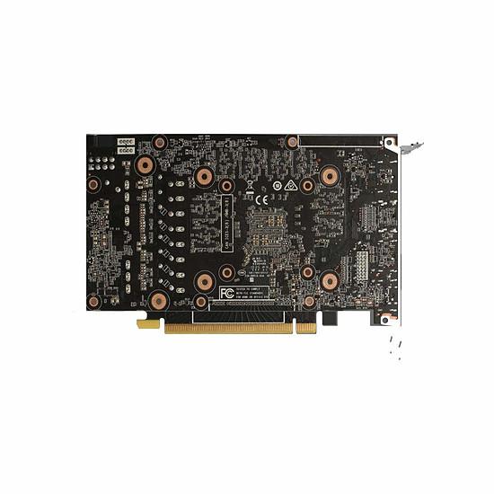 Carte graphique Zotac GeForce GTX 1660 SUPER Twin Fan - Autre vue