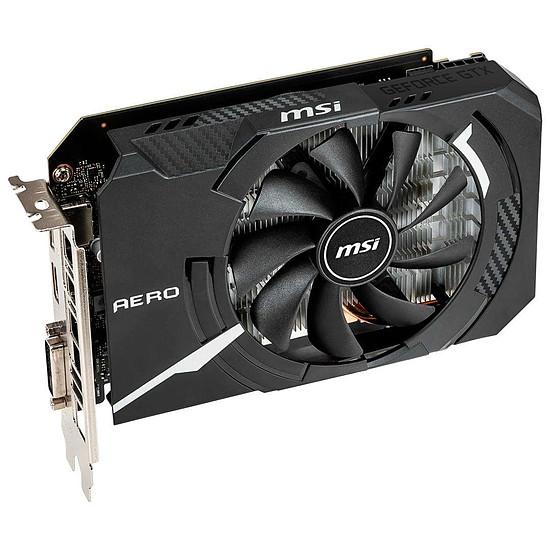 Carte graphique MSI GeForce GTX 1660 SUPER Aero ITX OC - Autre vue